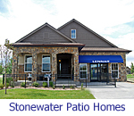 Stonewater Patio Homes in Windsor CO