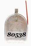 Mailbox.