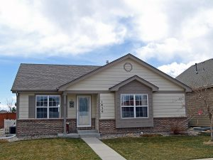 Typical Fort Collins CO Two Bedroom Home for Sale
