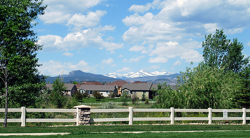 View of Alford Meadows Loveland CO