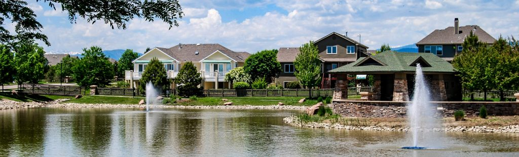 View of Fossil Lake Ranch Homes