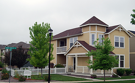 Typical Harvest Park Home