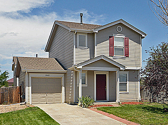 Typical Northern Colorado 3 BedroomHome