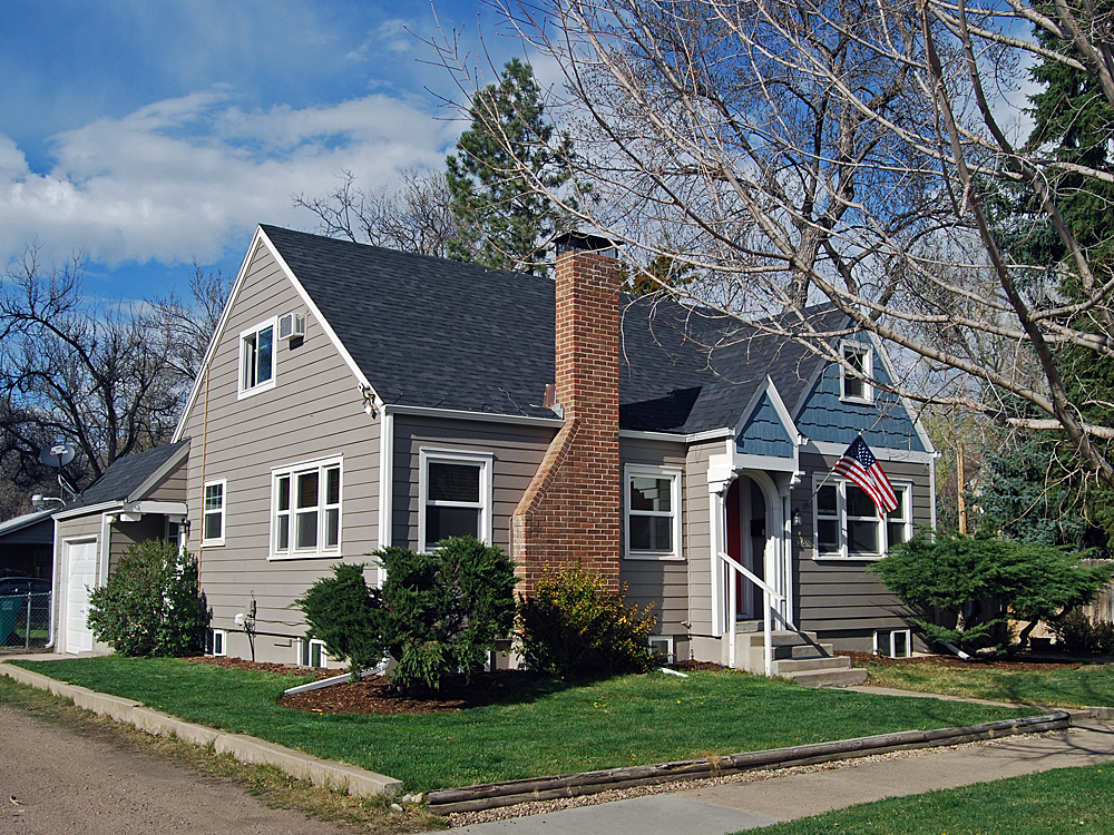 Typical Northern Colorado 4 BedroomHome