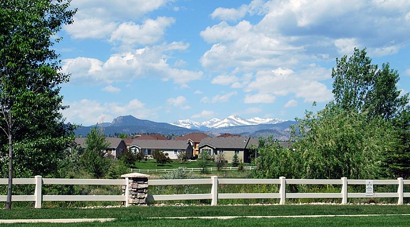 Homes in Loveland CO