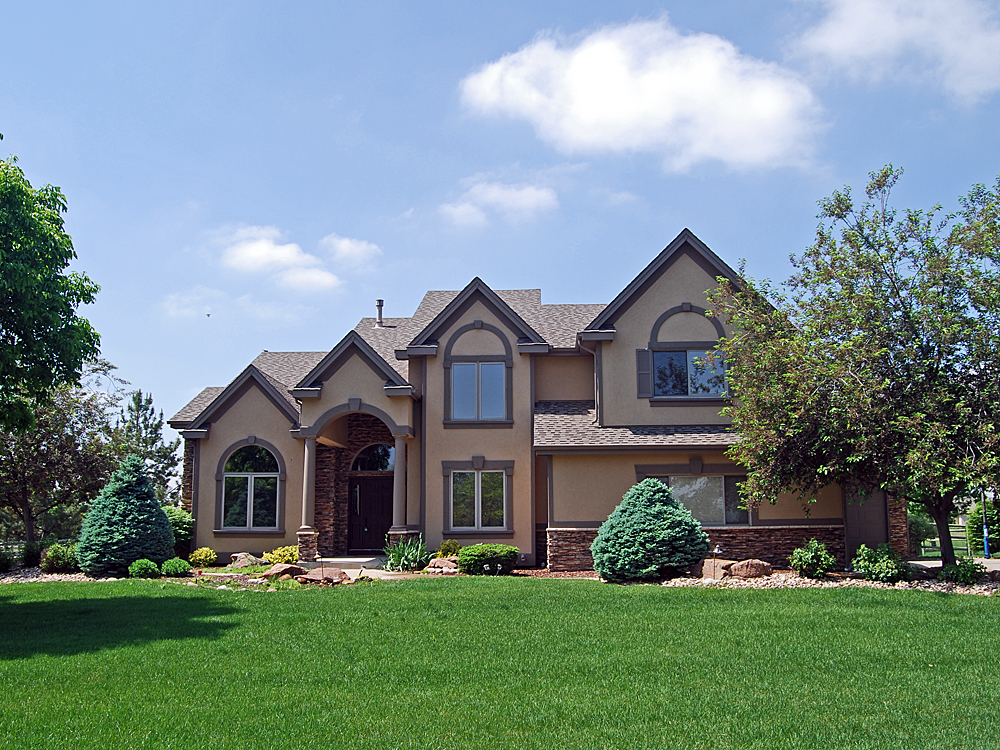 Typical Northern Colorado Luxury Home