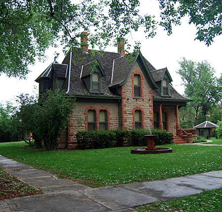 Home in Old Town Fort Collins