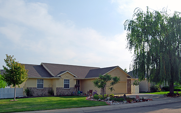 Home in Hunters Cove Greeley CO